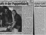 Kultur-Café in der Puppenfabrik