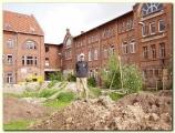 Baustelle Innenhof