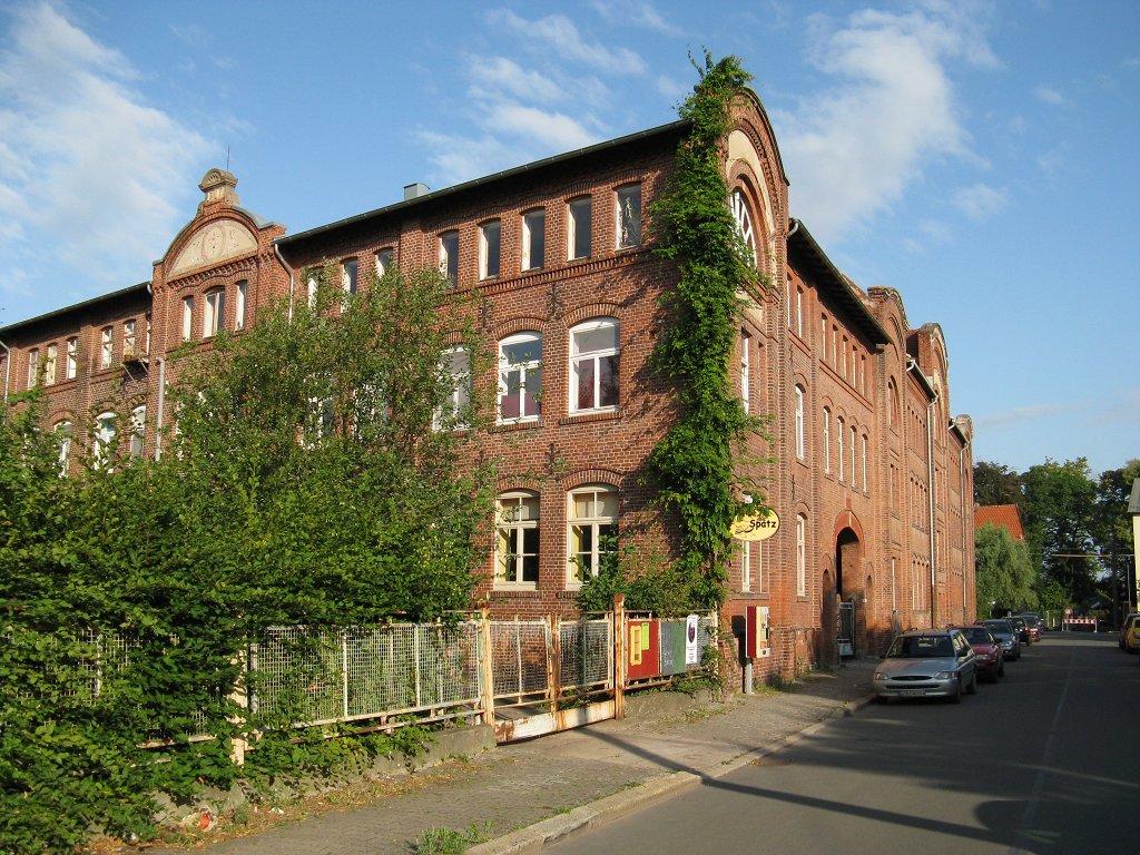 Die Puppenfabrik (I)