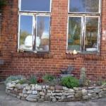 Ines Blumenbeet Sommerhaus