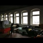 Mein erster Schlafplatz in der Kowa