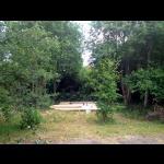 Bauabschnitt: OSB-Boden fürs Zelt