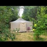 Mein wunderschönes Zelt