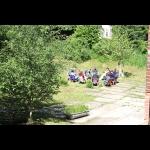 Diskussionsrunde beim Kommunetreffen