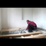 Fußboden für unsere Zimmer